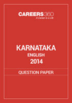 Karnataka 12th English Question Paper 2014