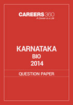 Karnataka 12th Biology Question Paper 2014