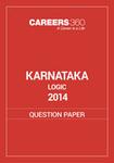 Karnataka 12th Logic Question Paper 2014