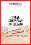 1 Year Study Plan for JEE Main
