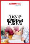 Class 10th Board Exam Study Plan