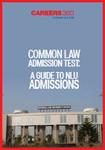 CLAT E-Book: A Guide to NLU Admissions