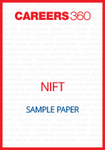 NIFT Sample Papers