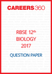 RBSE 12th Biology Question Paper