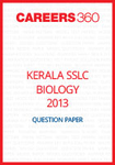 Kerala SSLC Biology Question Paper 2013