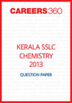 Kerala SSLC Chemistry Question Paper 2013