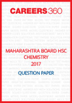 Maharashtra Board HSC Chemistry Question Paper 2017