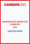 Maharashtra Board HSC Chemistry Question Paper 2017