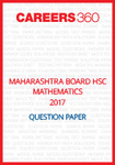 Maharashtra Board HSC Mathematics Question Paper 2017