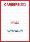 PRMO Question Paper 2018