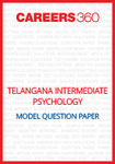 Telangana Intermediate Psychology Model Question Paper