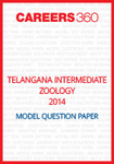 Telangana Intermediate Zoology Model Question Paper 2014