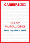 TBSE 12th Political Science Sample Question Paper