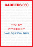 TBSE 12th Psychology Sample Question Paper