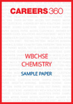 WBCHSE Chemistry Sample Paper