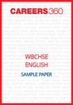 WBCHSE English Sample Paper