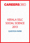 Kerala SSLC Social Science Question Paper 2013