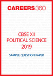 CBSE 12 Political Science Sample Question Paper 2019