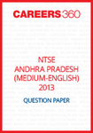 NTSE Andhra Pradesh Question Paper 2013 ( Medium - English)