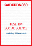 TBSE Class X Social Science Sample Question Paper