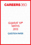 Gujarat 10th Class Maths Question Paper 2013