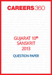 Gujarat 10th Class Sanskrit Question Paper 2013