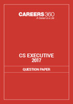 CS Executive Question Papers 2017
