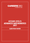 Assam HSLC Question Papers Advanced Mathematics 2017