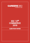 ISC 12th Commerce Question Paper