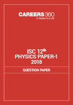ISC 12th Physics Paper-1 Question Paper
