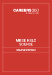 MBSE HSLC Science Sample Paper 2