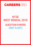 NTSE West Bengal 2018 Question Papers