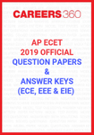 AP ECET 2019 Official Question Papers and Answer Keys (ECE, EEE & EIE)