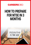 How to Prepare for NTSE in 3 Months?