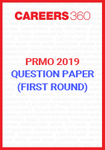PRMO Question Papers 2019 (Official) Released - Download here