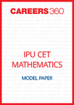 IPU CET Math Model Paper