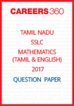 Tamil Nadu SSLC Mathematics Model Question Papers 2017