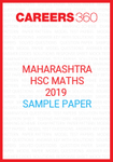 Maharashtra HSC Mathematics 2019 Sample Papers