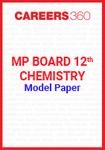 MP Board 12th Chemistry Model Paper