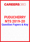 Puducherry NMMS 2019 Question Papers & Key