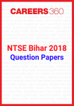 NTSE Bihar 2018 Question Papers