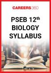 PSEB 12th Biology Syllabus