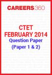CTET 2014 Question Paper – February (Paper 1 & Paper 2)