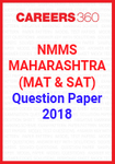 NMMS Maharashtra Question Paper 2018
