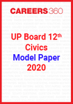 UP board 12th Civics Model Paper 2020