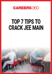 Top 7 Tips to Crack JEE Main