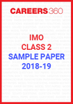 IMO Class 2 Sample Paper 2018-19