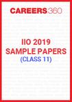 IIO 2019 Sample Papers (Class 11)