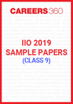 IIO 2019 Sample Papers (Class 9)