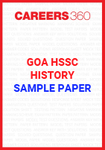Goa Board HSSC History Sample Papers